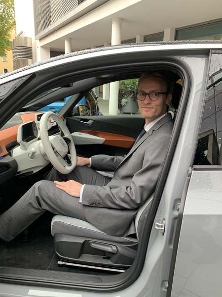 Sebastian Berning, Mitglied CARS, CARS, studentische Beratung für Automotive