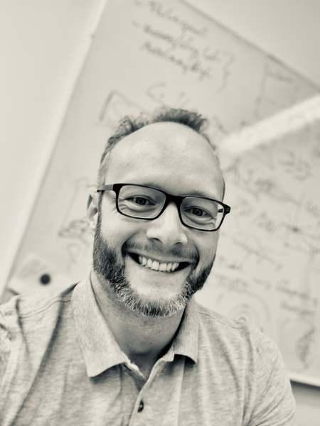 Dr. Max Hoßfeld, Geschäftsführer des InnovationsCampus, emissionsfreie Mobilität