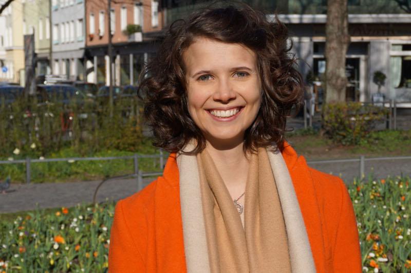 Data Scientist bei msg, Tanja Pfaffel