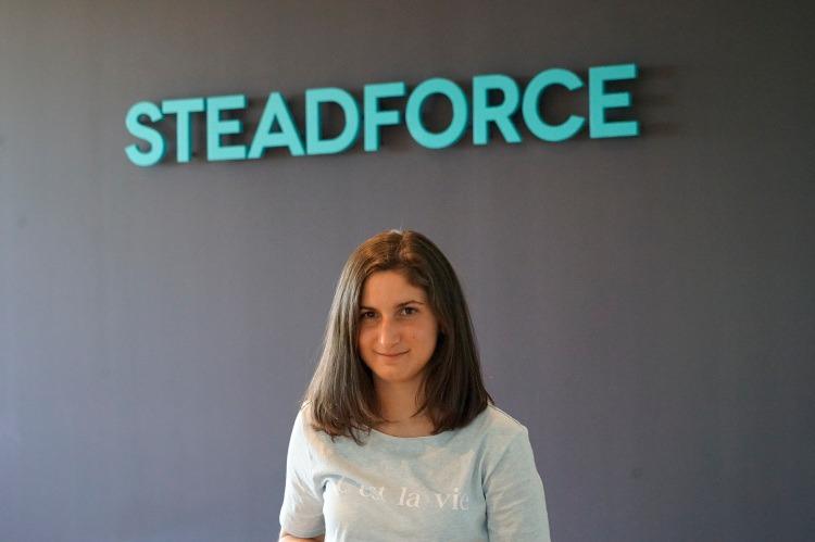 Federica, Steadforce, data Science München