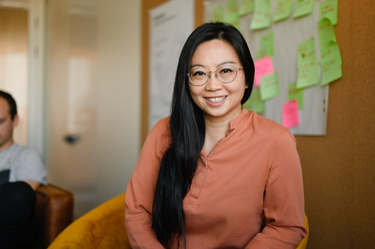 Grace Yan, Mobimeo