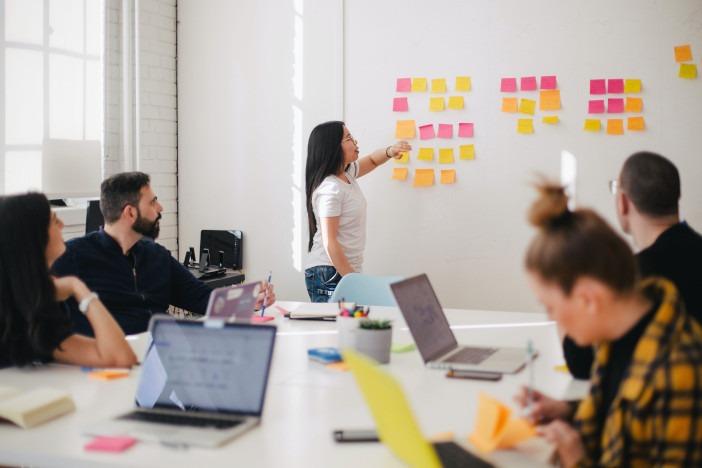 Geschäftsmodell für Start-ups